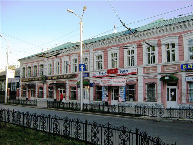 Магазин Дьяконова