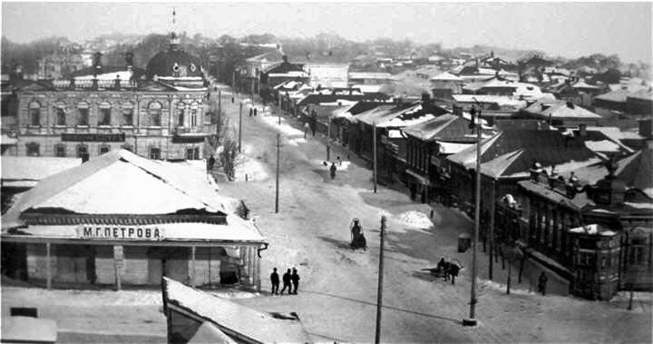 Улица Большая Заводская