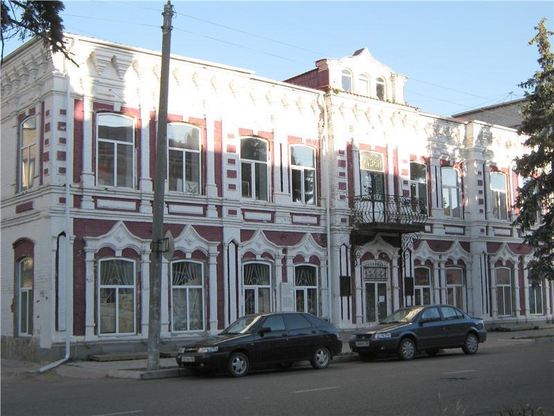 Стерлитамакский музей