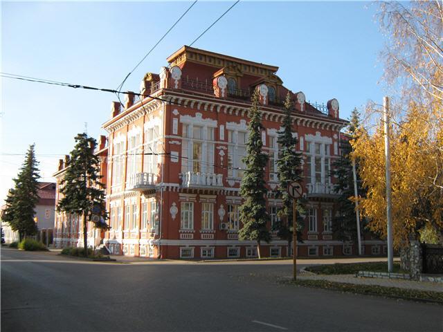 Здание собеса