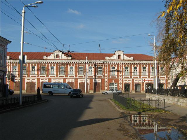 Дом Усманова