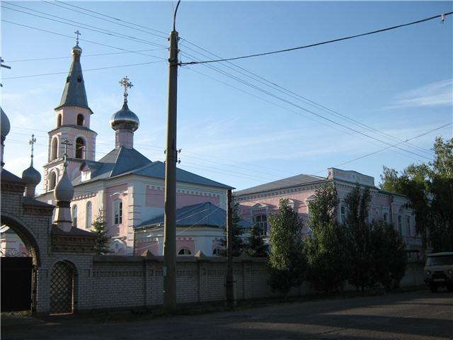 Татианинский храм