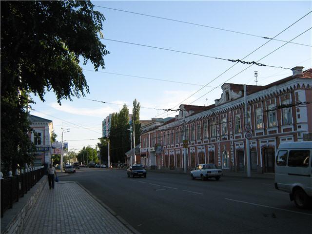 Прогулка старый город