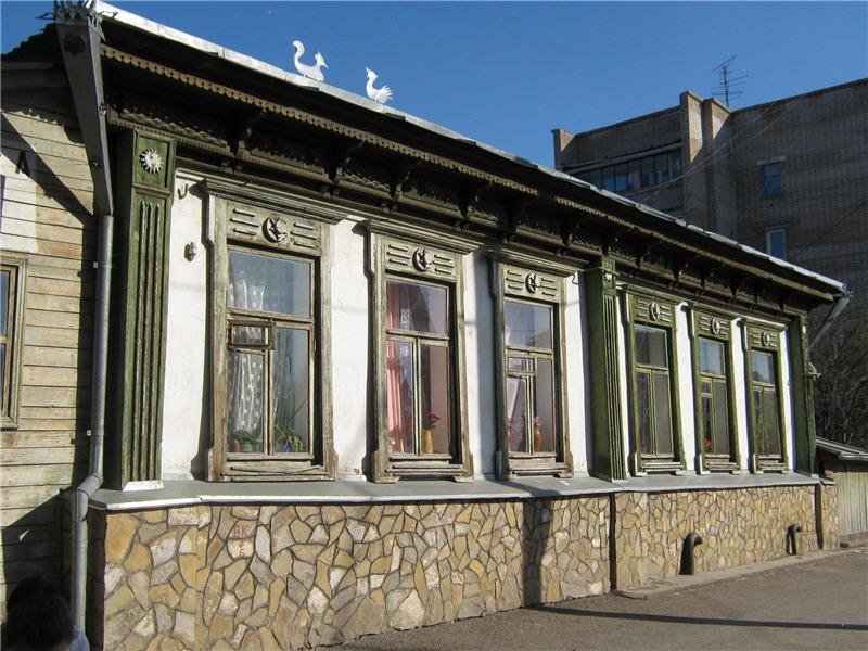 Доходные дома Егорова и Самойлова: 1-е здание