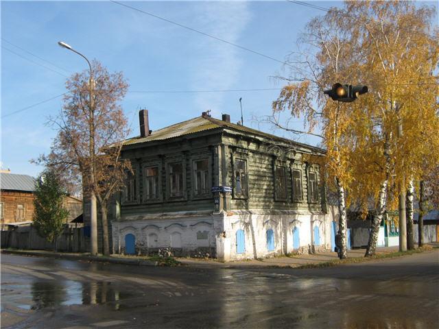 Дом Цепляева