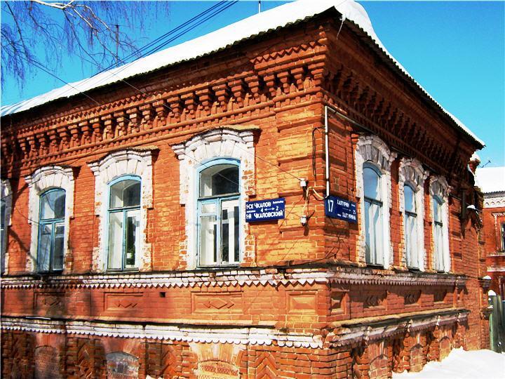 Дом Будаева