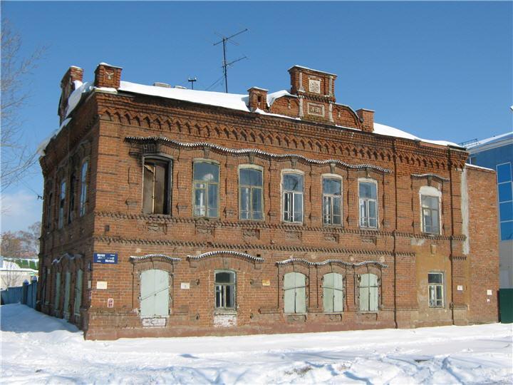 Дом купца Пантелеева Л.Г.