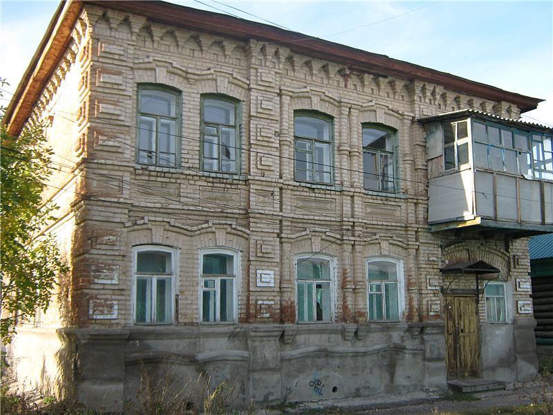 Дом Мещанина Митюнина